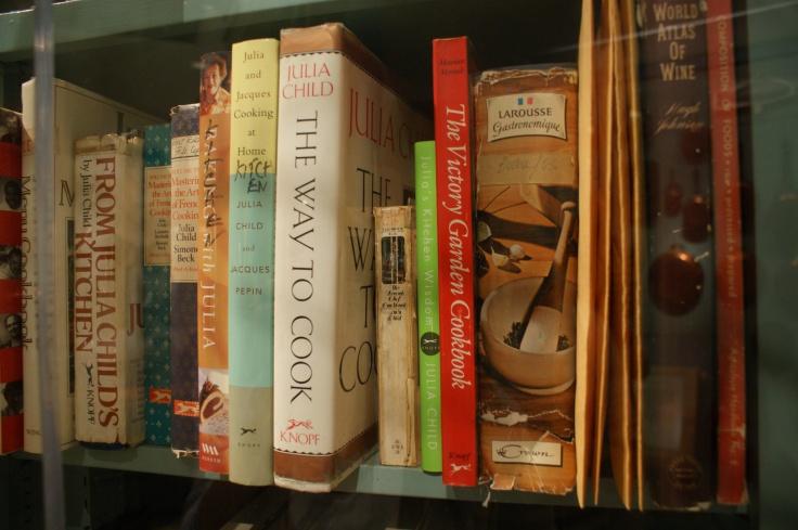 Summer 2009 - Julia's books - hers