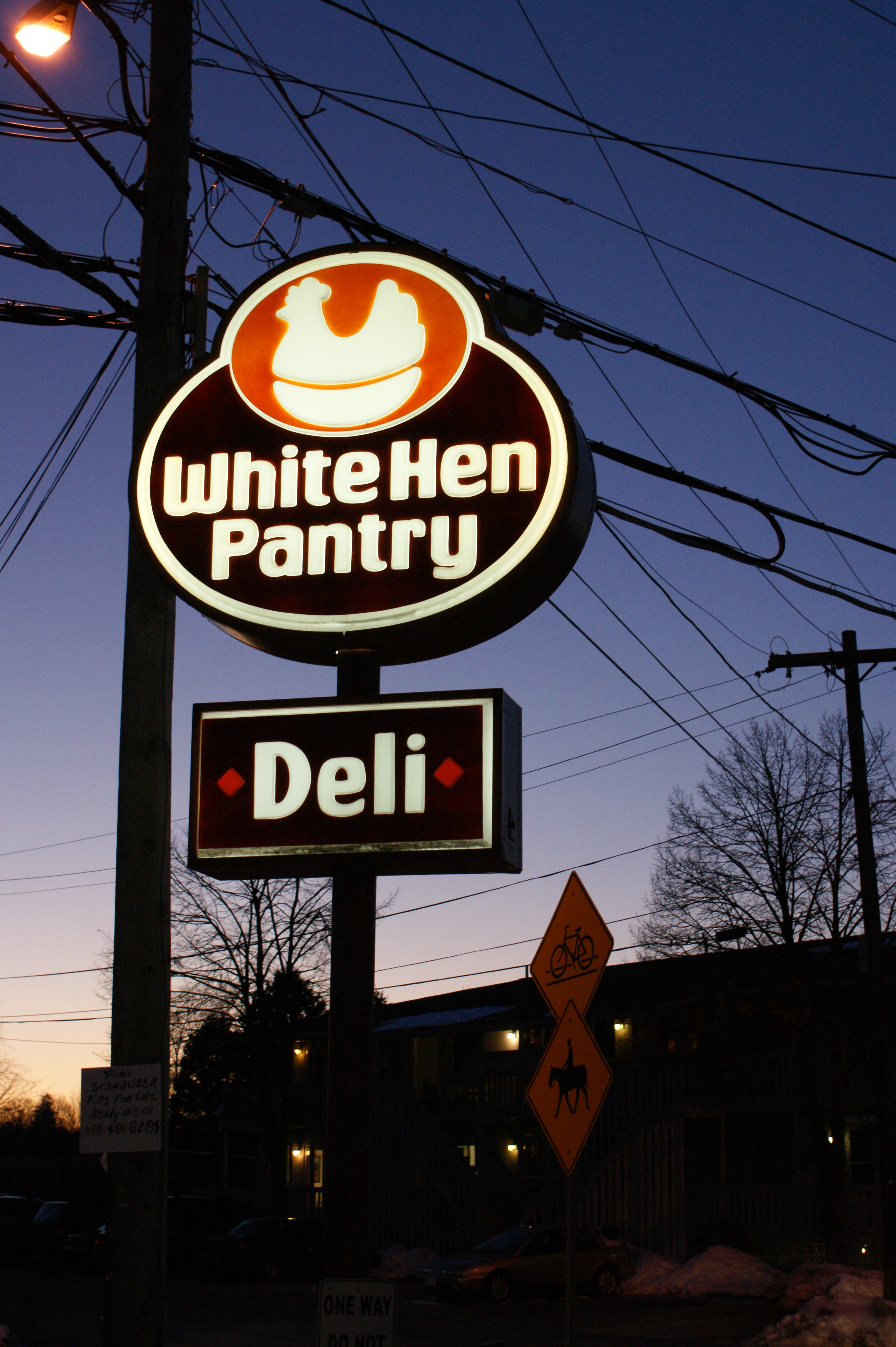 White Hen Pantry | Let...
