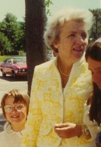 Mom and me, 1972